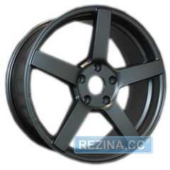 Купить Легковой диск PDW C-Spec Flat Grey Milling Spoke R17 W7 PCD5x114.3 ET35 DIA67.1