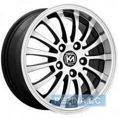 Купить Легковой диск KORMETAL KM 375 GM R15 W6.5 PCD5x112 ET30 DIA66.6