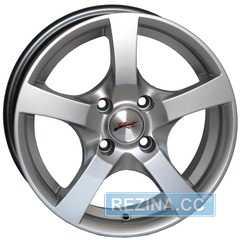 Купить Легковой диск RS WHEELS 5189TL HS R14 W6 PCD4x108 ET25 DIA65.1