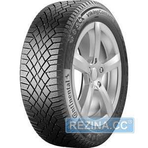 Купить Зимняя шина CONTINENTAL VikingContact 7 215/55R16 97T