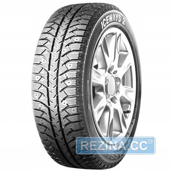 Купить Зимняя шина LASSA ICEWAYS 2 195/55R16 87T (Шип)