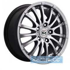 Купить Легковой диск KORMETAL KM 195 HB R15 W6.5 PCD5x108 ET37 DIA67.1