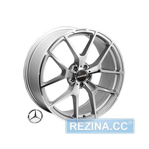 Легковой диск REPLICA MERCEDES-BENZ BK933 SP - rezina.cc