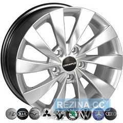 Купить Легковой диск REPLICA SKODA BK438 HS R16 W7 PCD5x112 ET45 DIA66.6