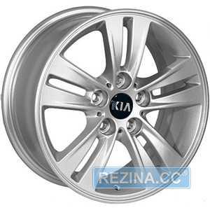 Купить Легковой диск REPLICA KIA TL0279NW S R16 W7 PCD5x114.3 ET41 DIA67.1