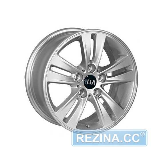 Легковой диск REPLICA KIA TL0279NW S - rezina.cc