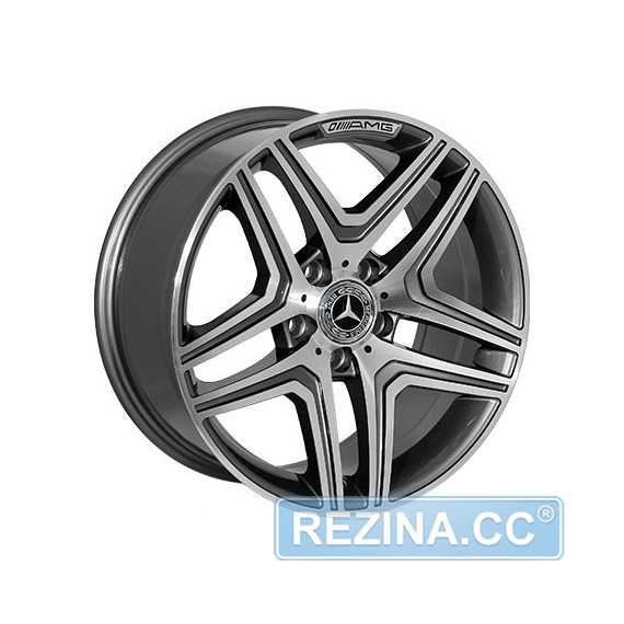 Купить Легковой диск REPLICA MERCEDES-BENZ BK5925B(206) GP R17 W8 PCD5x112 ET35 DIA66.6