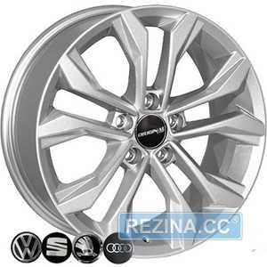 Купить Легковой диск REPLICA SEAT TL0509NW S R17 W7 PCD5x112 ET40 DIA57.1