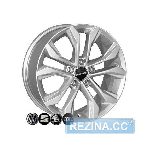 Легковой диск REPLICA SEAT TL0509NW S - rezina.cc