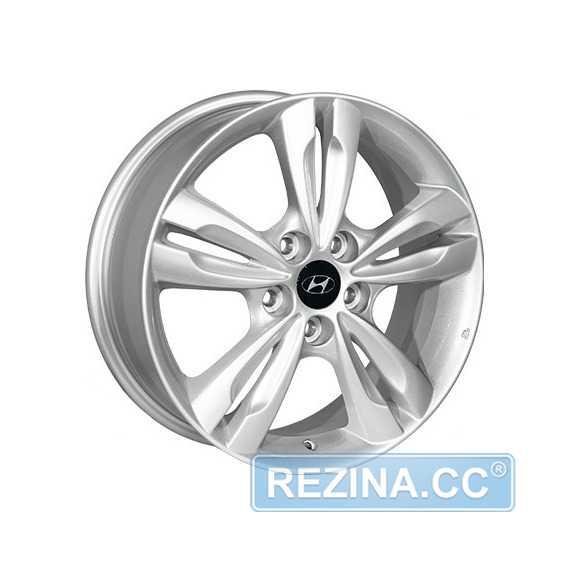 Легковой диск REPLICA HYUNDAI TL0280NW S - rezina.cc