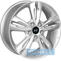 Легковой диск REPLICA KIA TL0280NW S - rezina.cc