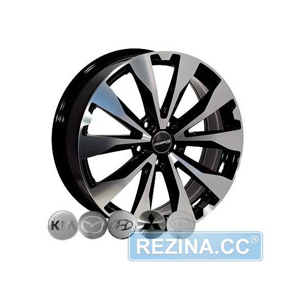 Легковой диск REPLICA HYUNDAI SB507 BMF - rezina.cc