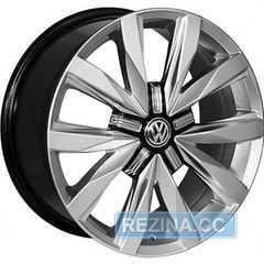 Купить Легковой диск REPLICA VOLKSWAGEN BK5330 HS R18 W8 PCD5x120 ET50 DIA65.1