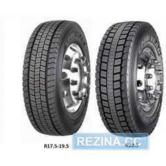 Купить Грузовая шина GOODYEAR Regional RHD II (ведущая) 285/70R19.5 146L/144M