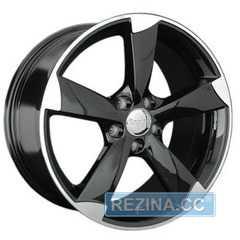 Купить Легковой диск REPLAY A56 BKF R17 W7.5 PCD5x112 ET51 DIA57.1