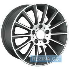 Купить Легковой диск REPLAY MR139 BKF R19 W8.5 PCD5x112 ET43 DIA66.6