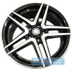 Купить Легковой диск REPLAY MR215 BKF R17 W7 PCD5x112 ET51 DIA66.6