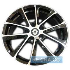 Купить Легковой диск REPLAY RN194 BKF R17 W7 PCD5x114.3 ET35 DIA66.1