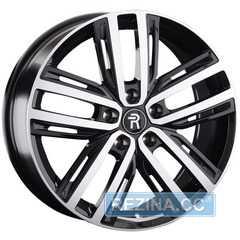 Купить Легковой диск REPLAY VV227 BKF R18 W7 PCD5x112 ET43 DIA57.1