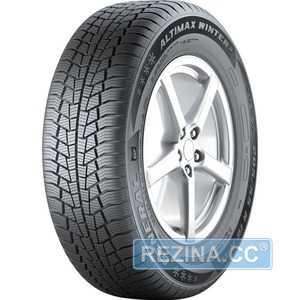 Купить зимняя шина GENERAL TIRE ALTIMAX WINTER 3 205/55R16 91T