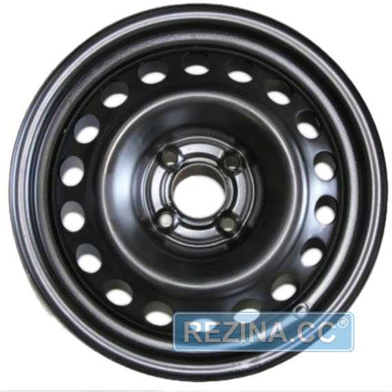 Купить Легковой диск SKOV STEEL WHEELS Chevrolet Lacetti, Nubira, Tacuma Black R15 W6 PCD4x114.3 ET45 DIA57.1