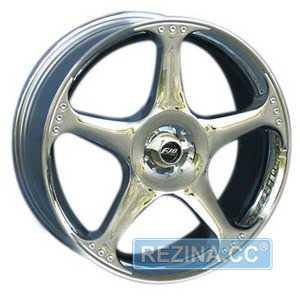 Купить Легковой диск FJB F-203 Chrome R18 W7 PCD10x100/114.3 ET45 DIA73.1