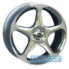 Купить Легковой диск FJB F-203 Chrome R18 W7 PCD10x110/112 ET35 DIA73.1