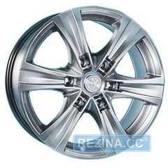 Купить Легковой диск REPLICA JT-1331 Silver R17 W7.5 PCD6x139.7 ET30 DIA110.1