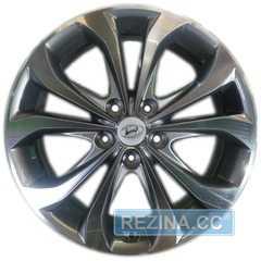 Легковой диск REPLICA GT 5536D GMF - rezina.cc