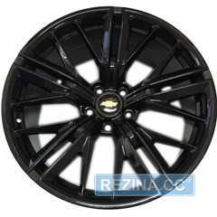 Купить Легковой диск REPLICA GN5253 BK R20 W10 PCD5x120 ET29 DIA66.9