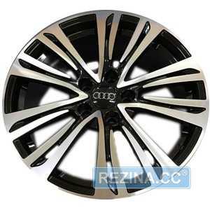 Купить Легковой диск REPLICA LegeArtis A529 BKF R17 W7.5 PCD5x112 ET39 DIA66.6