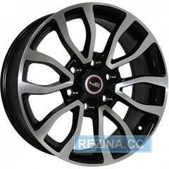 Купить Легковой диск REPLICA LegeArtis TY175 BKF R18 W7.5 PCD6x139.7 ET25 DIA106.1