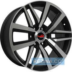 Купить Легковой диск REPLICA LegeArtis TY533 MBF R17 W7.5 PCD6x139.7 ET30 DIA106.1