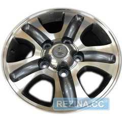 Купить Легковой диск REPLICA LX5062 GMF R17 W8 PCD5x150 ET60 DIA110.2