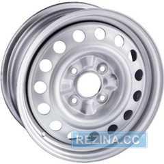 Купить TREBL ARRIVO 5220 Silver R14 W5 PCD4x100 ET46 DIA54.1