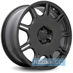 Легковой диск VISSOL Forged F-312 GLOSS-GRAPHITE - rezina.cc