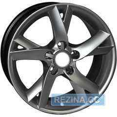 Купить Легковой диск REPLICA VW CT1334 HS R18 W8 PCD5x112 ET39 DIA66.6