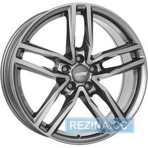 Купить Легковой диск ALUTEC Ikenu Metal Grey R17 W7.5 PCD5x114.3 ET38 DIA70.1