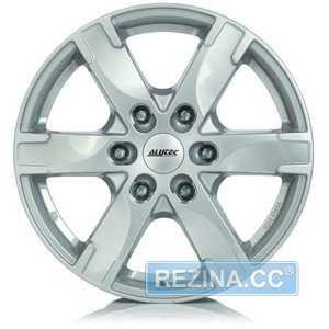 Купить Легковой диск ALUTEC Titan Polar Silver R17 W7.5 PCD6x139.7 ET30 DIA106.1