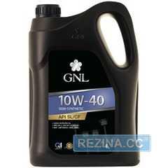 Купить Моторное масло GNL Semi-Synthetic 10W-40 API SL/CF (4л)