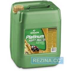 Трансмиссионно-гидравлическое масло ORLEN PLATINUM AGRO UTTO - rezina.cc