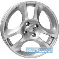 Купить Легковой диск WSP ITALY MaRs MITO AL55 W255 Silver R16 W7 PCD4x98 ET39 DIA58.1