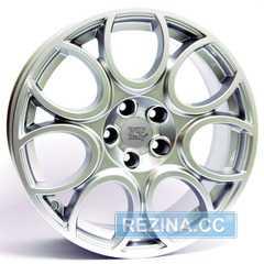 Купить WSP ITALY Savona W250 (SILVER - Серебро) R16 W7 PCD5x110 ET34 DIA65.1