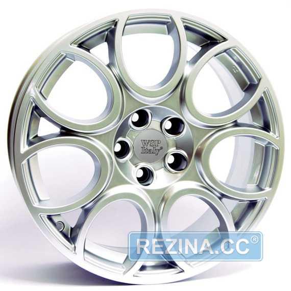 Купить WSP ITALY Savona W250 (SILVER - Серебро) R17 W7 PCD5x98 ET35 DIA58.1