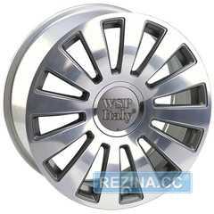Купить Легковой диск WSP ITALY A8 RAMSES W535 ANTHRACITE POLISHED R20 W8 PCD5x100/112 ET42 DIA57.1