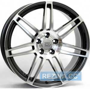 Купить WSP ITALY S8 Cosma Two W557 (Black Polished) R19 W8.5 PCD5x112 ET45 DIA57.1