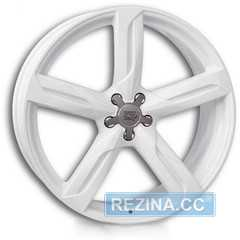 Купить Легковой диск WSP ITALY AFRODITE W564 WHITE R22 W9.5 PCD5x112 ET33 DIA66.6