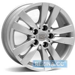 Купить Легковой диск WSP ITALY Pisa W658 SILVER R18 W8.5 PCD5x120 ET37 DIA72.6