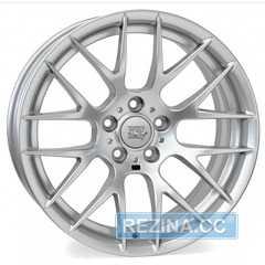 Купить WSP ITALY BMW BASEL BM75 SILVER W675 R19 W8.5 PCD5x120 ET33 DIA72.6