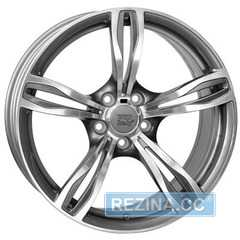 Купить WSP Italy DAYTONA W679 ANT. POLISHED R19 W8.5 PCD5x120 ET27 DIA72.6